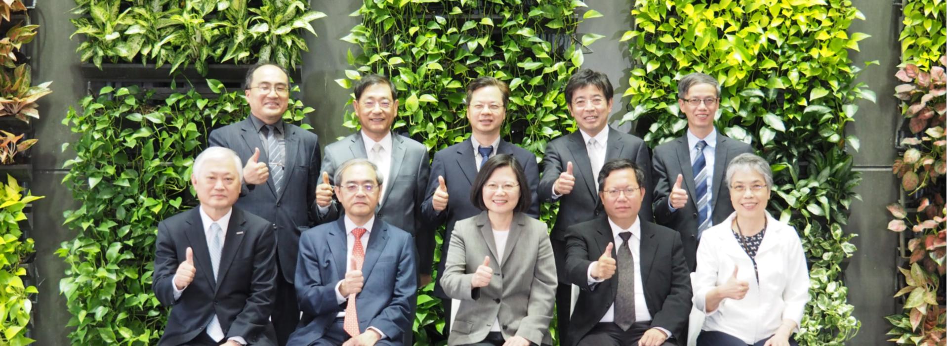 亞洲・矽谷鳴笛續航 創新台灣