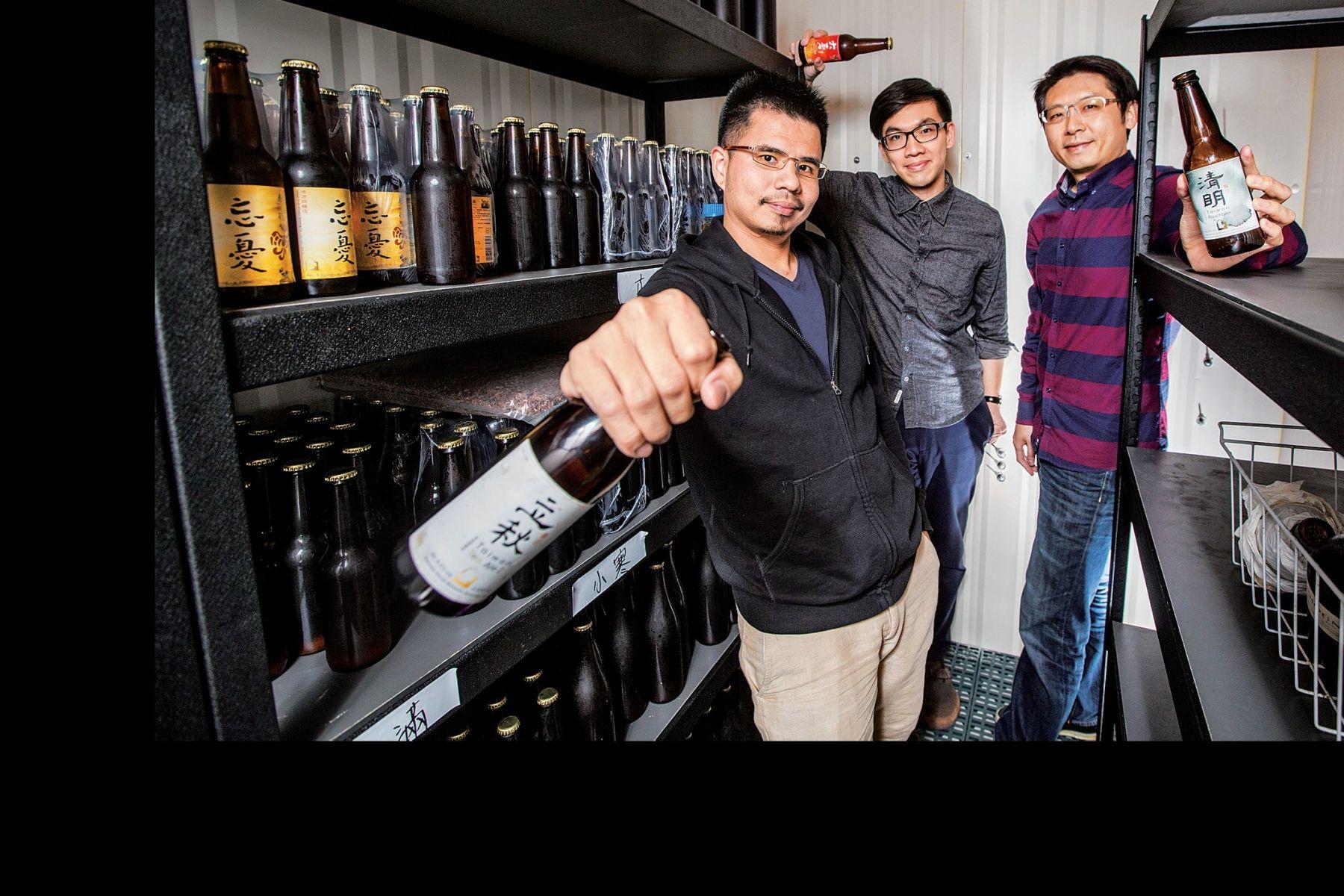 24節氣啤酒>> 用7個靈感清單 釀出國際金牌