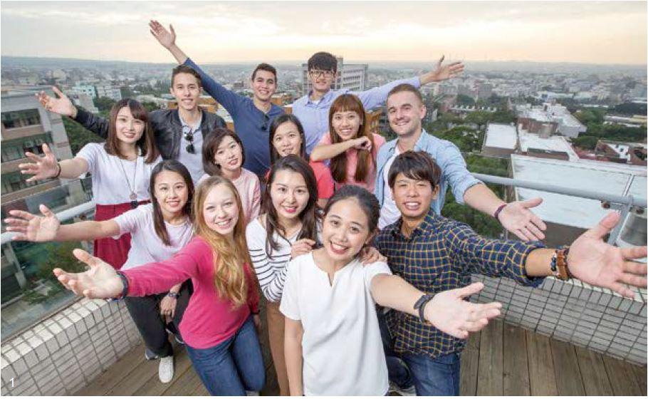 想強化國際移動力?私立大學如何培養學生的國際力,例如交換或參訪機會?