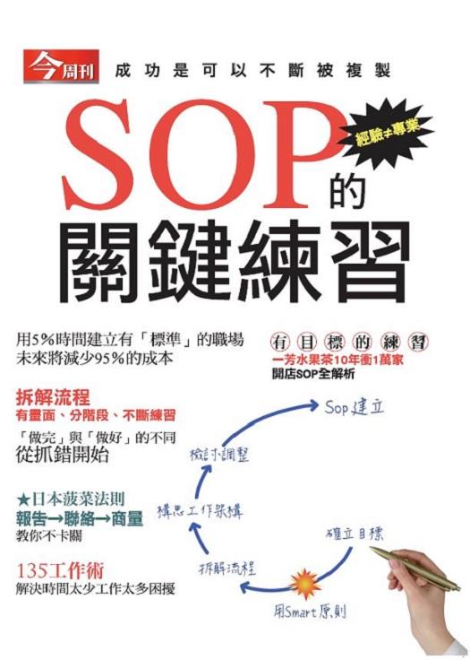 SOP的關鍵練習