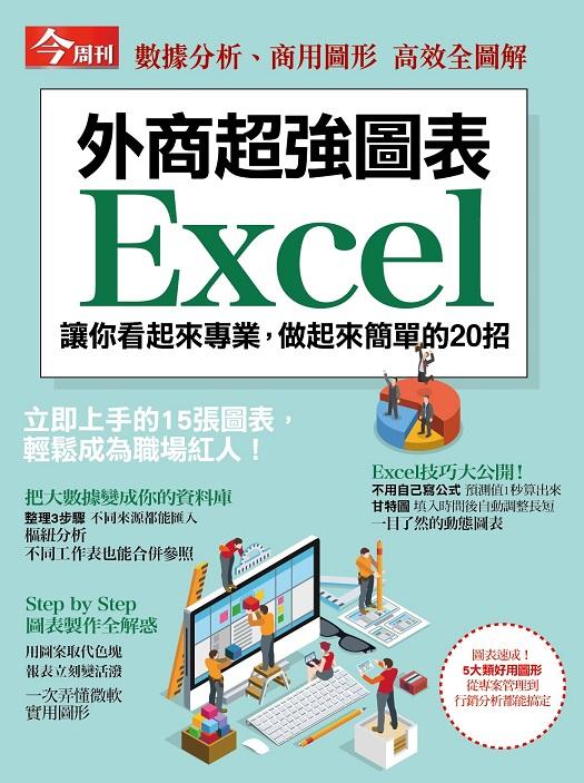外商超強圖表Excel