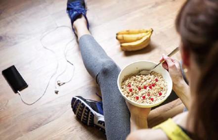 運動前、後這樣吃更能瘦!